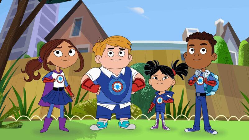 PBS Kids: Hero Elementary