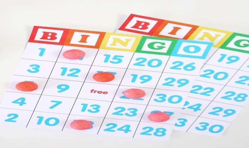 photograph about Printable Bingo Chips named Bingo Sport Crafts for Children PBS Small children for Moms and dads