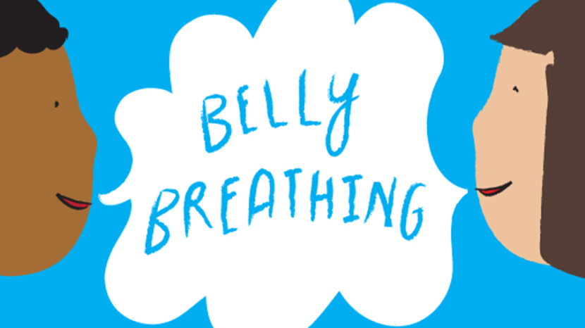 Practice Mindfulness With Belly Breathing Pbs Kids For Parents