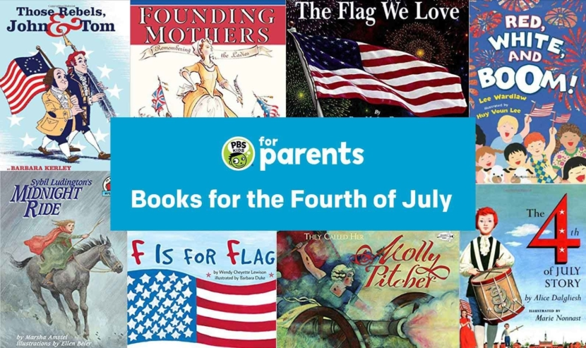 Children's Books for the Fourth of July |… | PBS KIDS for