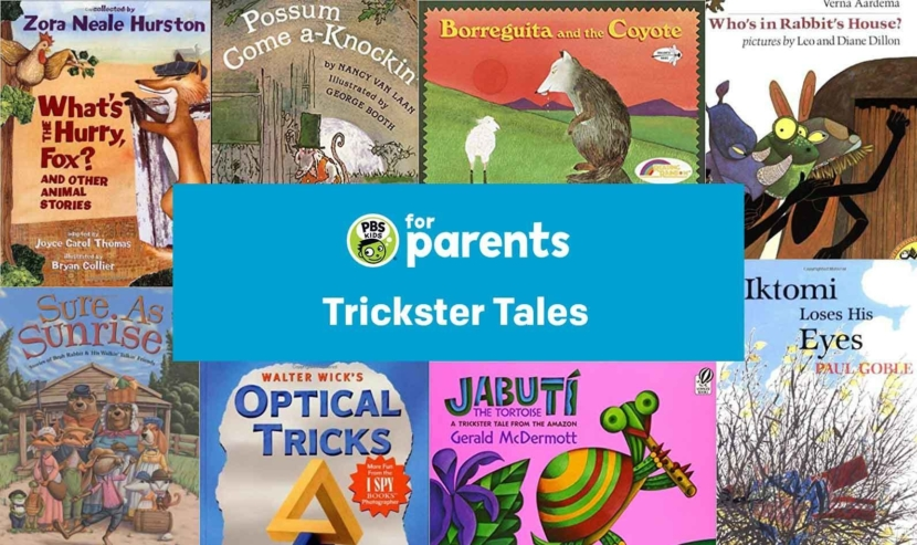 Trickster Tales | Parenting Tips & Advice | PBS KIDS for Parents