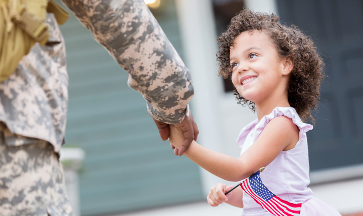 Promoting Emotional Intelligence for Children in Military Families | Parenting Tips & Advice | PBS KIDS for Parents