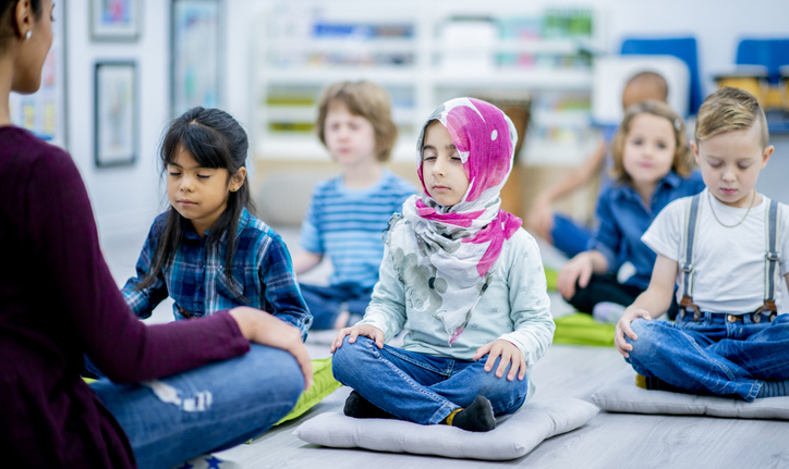 How Can We Help Kids With Self >> How Mindfulness Can Help Kids And Parents Pbs Kids For Parents
