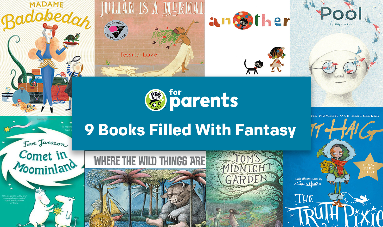 9 Children's Books Filled With Fantasy   Parenting Tips & Advice   PBS KIDS for Parents