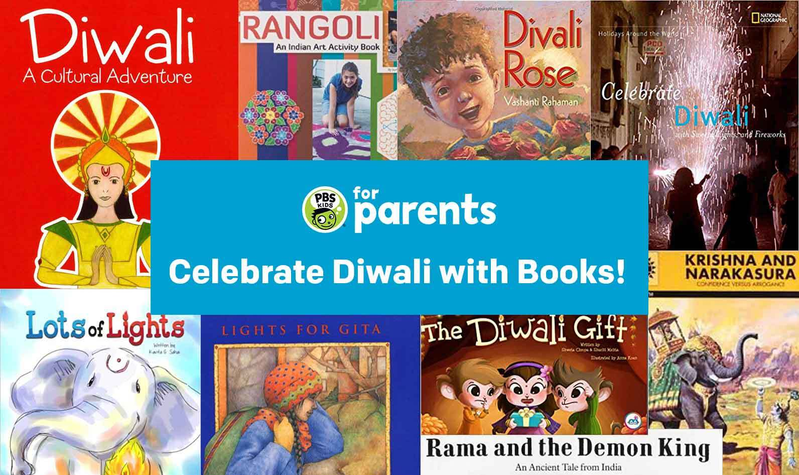 Celebrate Diwali with Books! | Parenting Tips & | PBS KIDS
