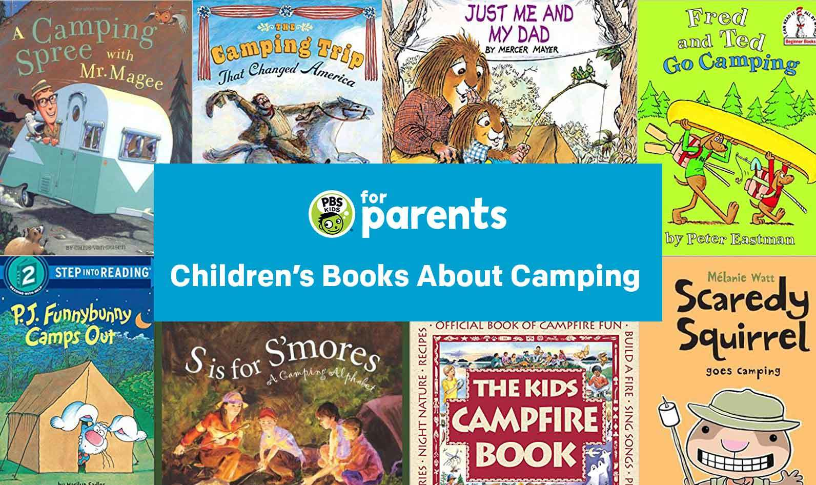 Children's Books About Camping | Parenting… | PBS KIDS for Parents