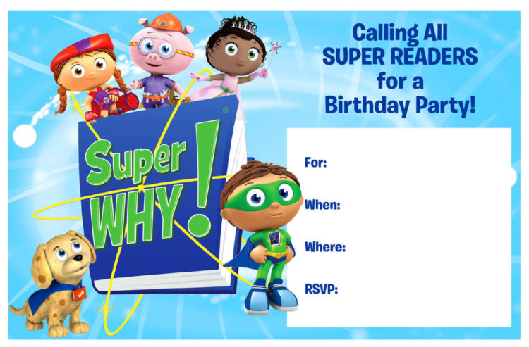 picture regarding Super Why Printable referred to as Tremendous Why! Invites Little ones Coloring Web pages PBS Children for