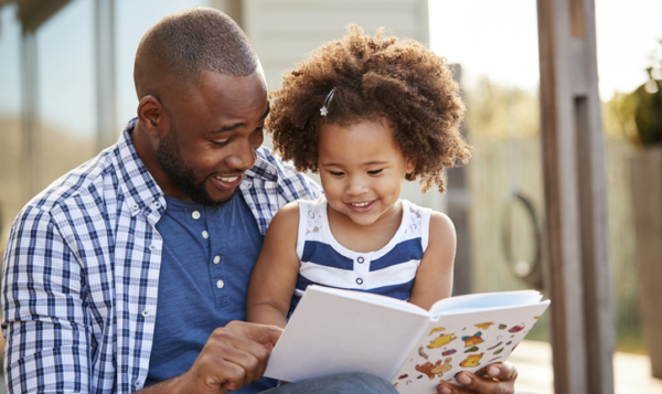 Dad Talk 8 Tips On Reading To Your Kids >> Parenting Tips Advice Pbs Kids For Parents