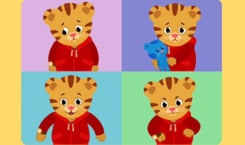 """How """"Daniel Tiger\'s Grr-ific Feelings""""… 
