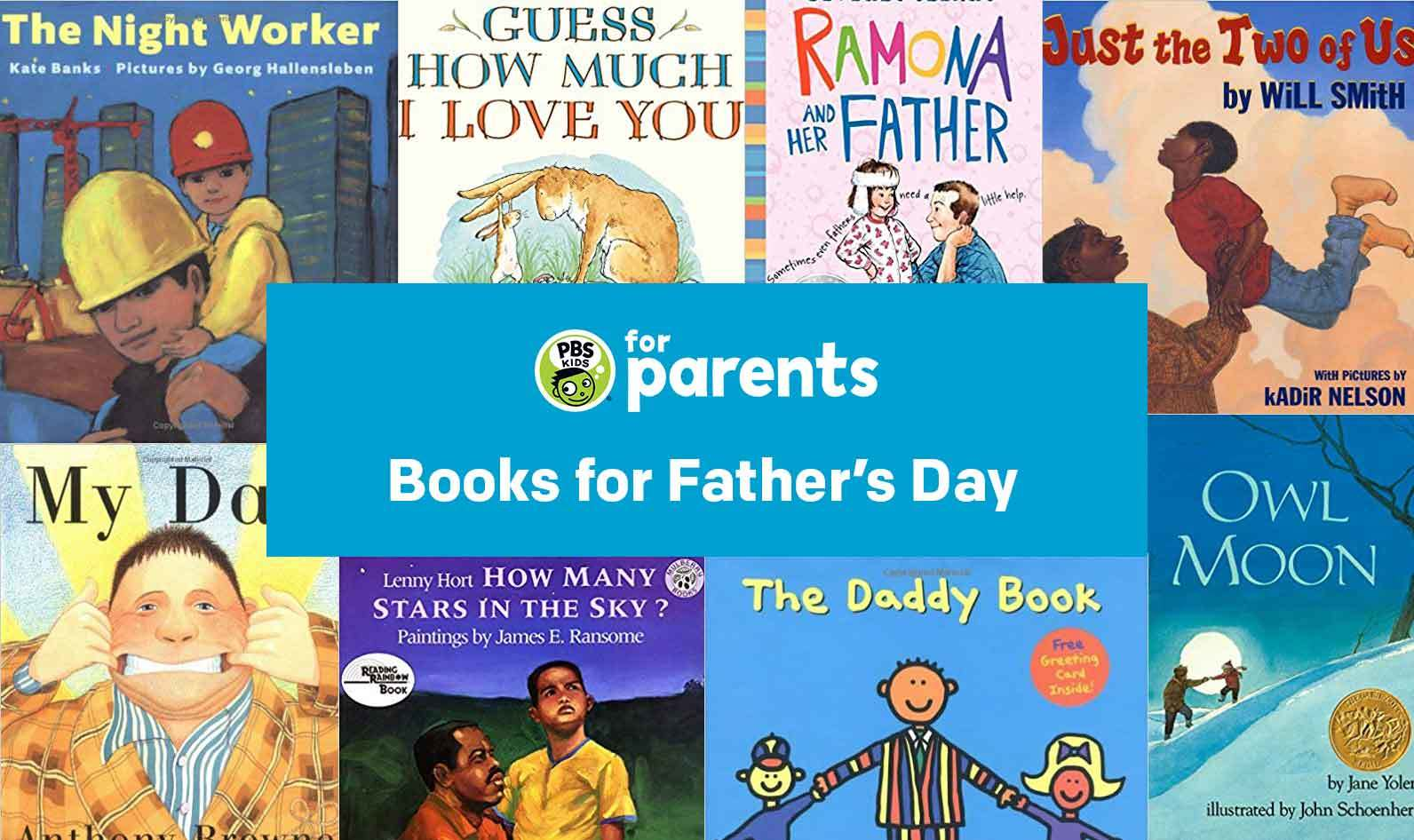 Fabulous Fathers Children's Books for… | PBS KIDS for Parents