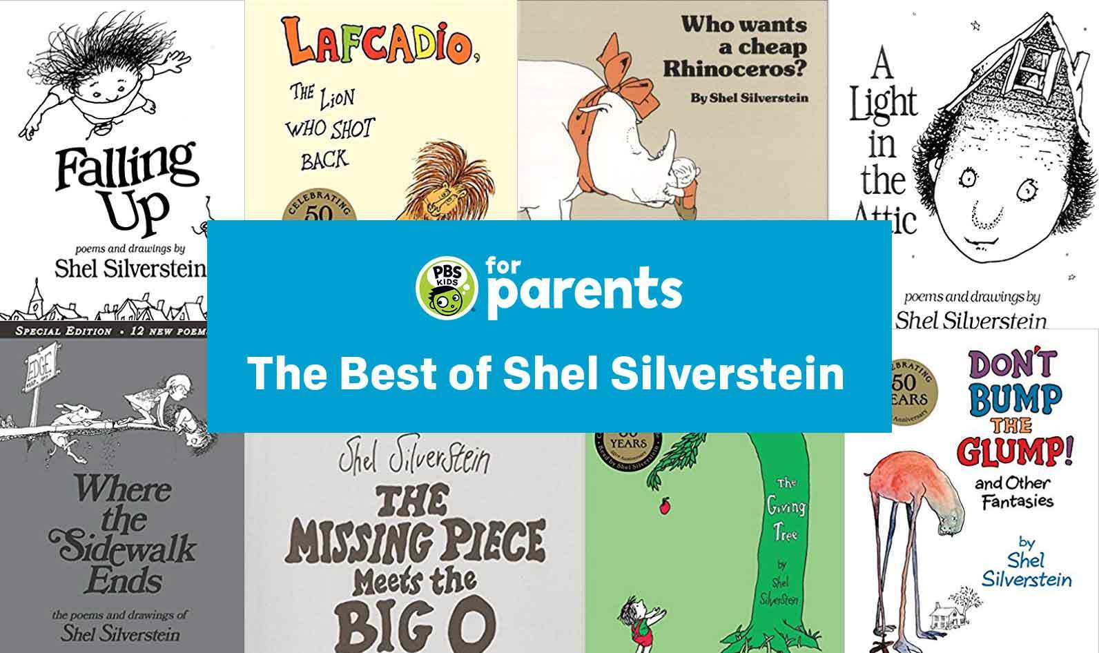 The Best of Shel Silverstein | Parenting Tips & Advice | PBS KIDS for Parents