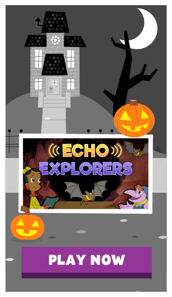 Play Halloween games from Cyberchase, Daniel Tiger, Pinkalicious, and other PBS KIDS Shows!