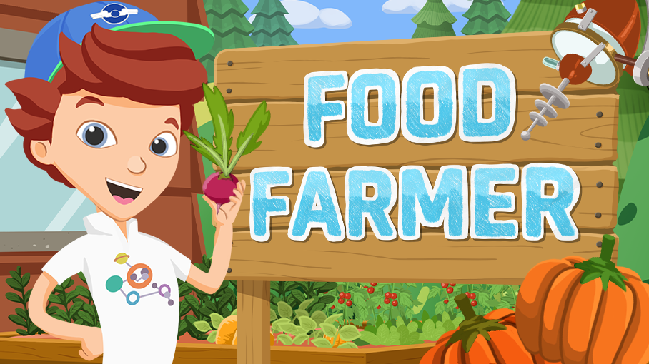 Space Scout: Food Farmer