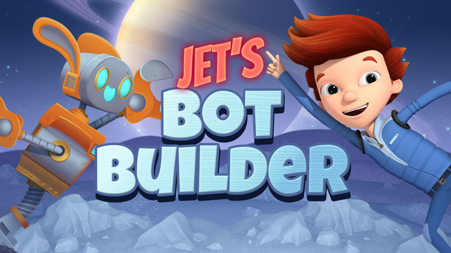 Jet's Bot Builder Game