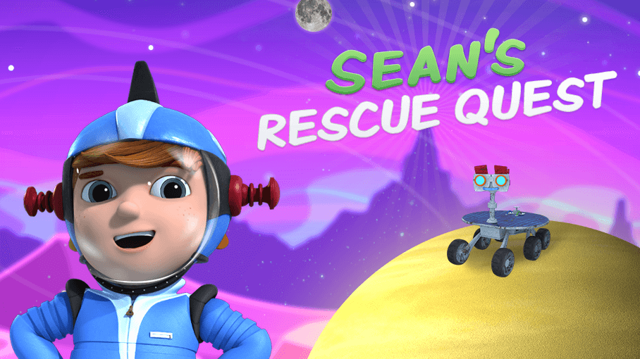 Play Sean's Rescue Quest Game