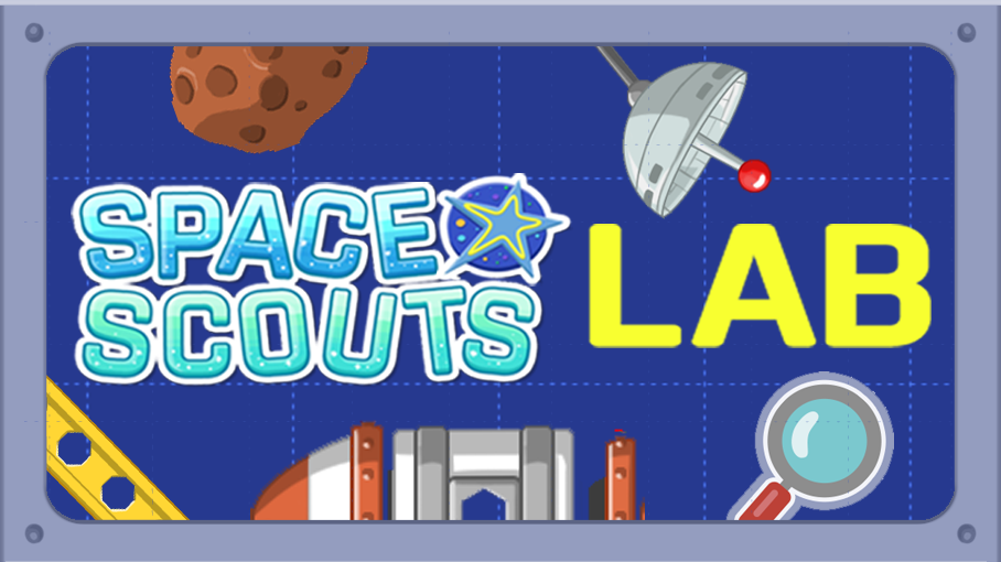 Ready Jet Go Space Scouts Lab