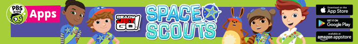 Download Ready Jet Go Space Scouts App on iOS and Android!