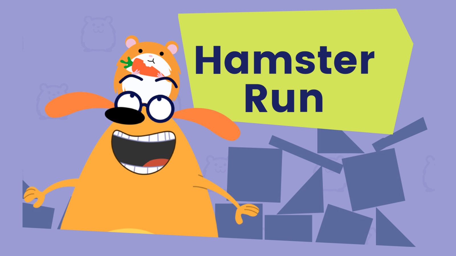 Hamster Run game