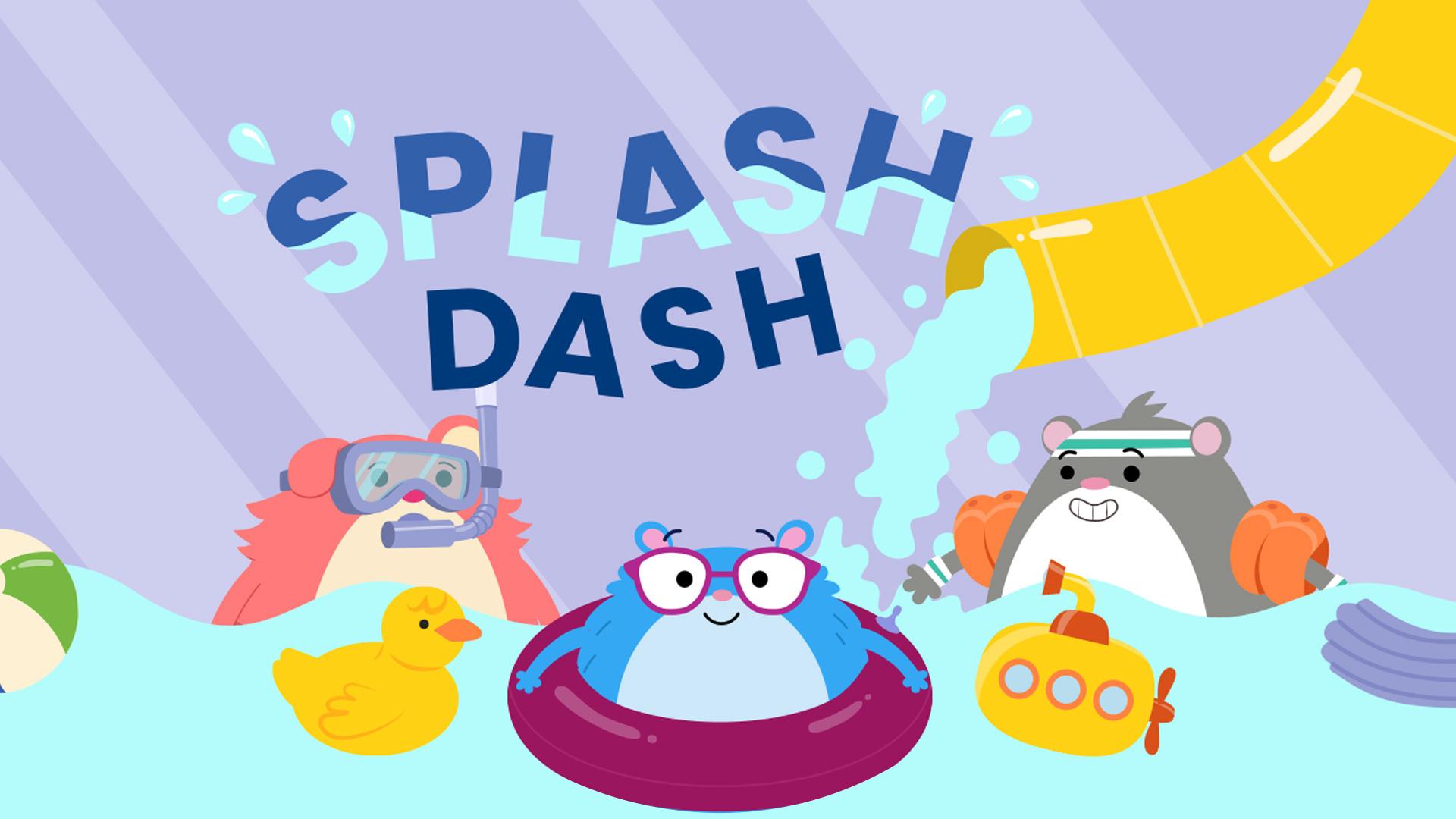 Splash Dash game