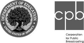 US Department of Education and Corporation for Public Broadcasting