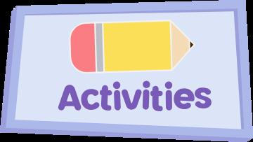 Activities Button.