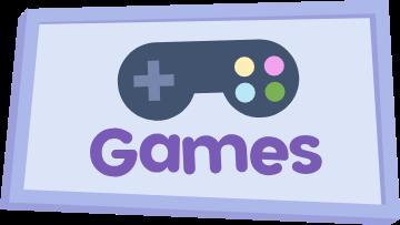 Games Button.