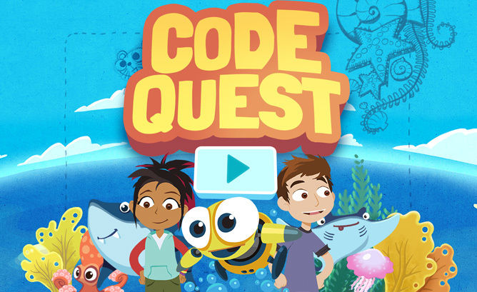 Play Code Quest