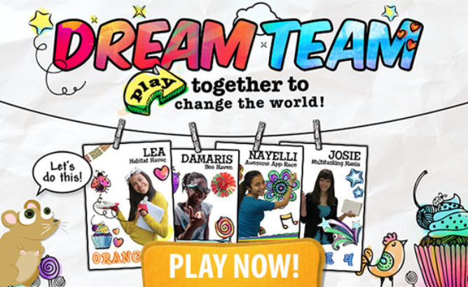 Play Dream Team