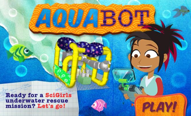Play Aquabot