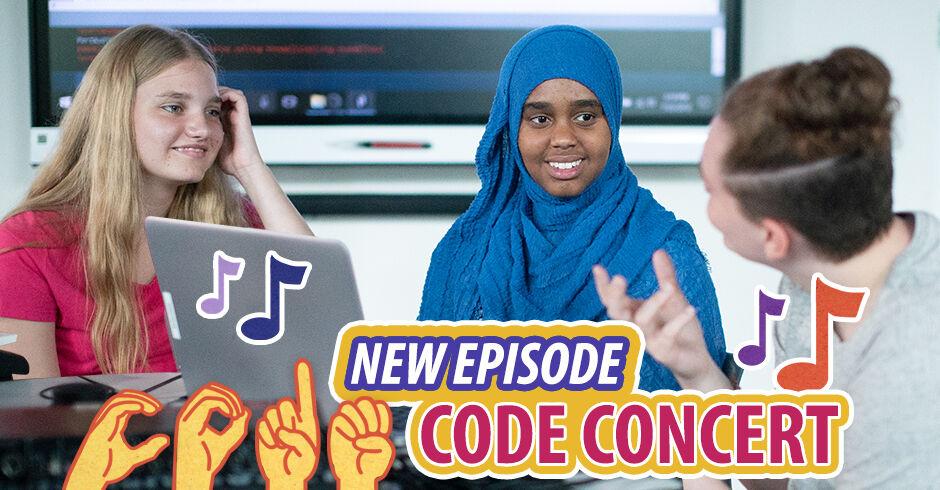 Code Concert New Episode