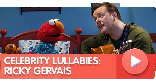 Celebrity Lullabies: Ricky Gervais