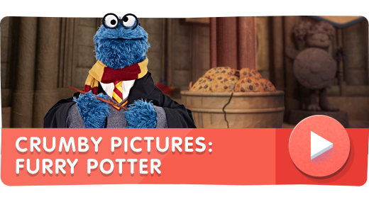 Cookie Crumby Pictures: Furry Potter