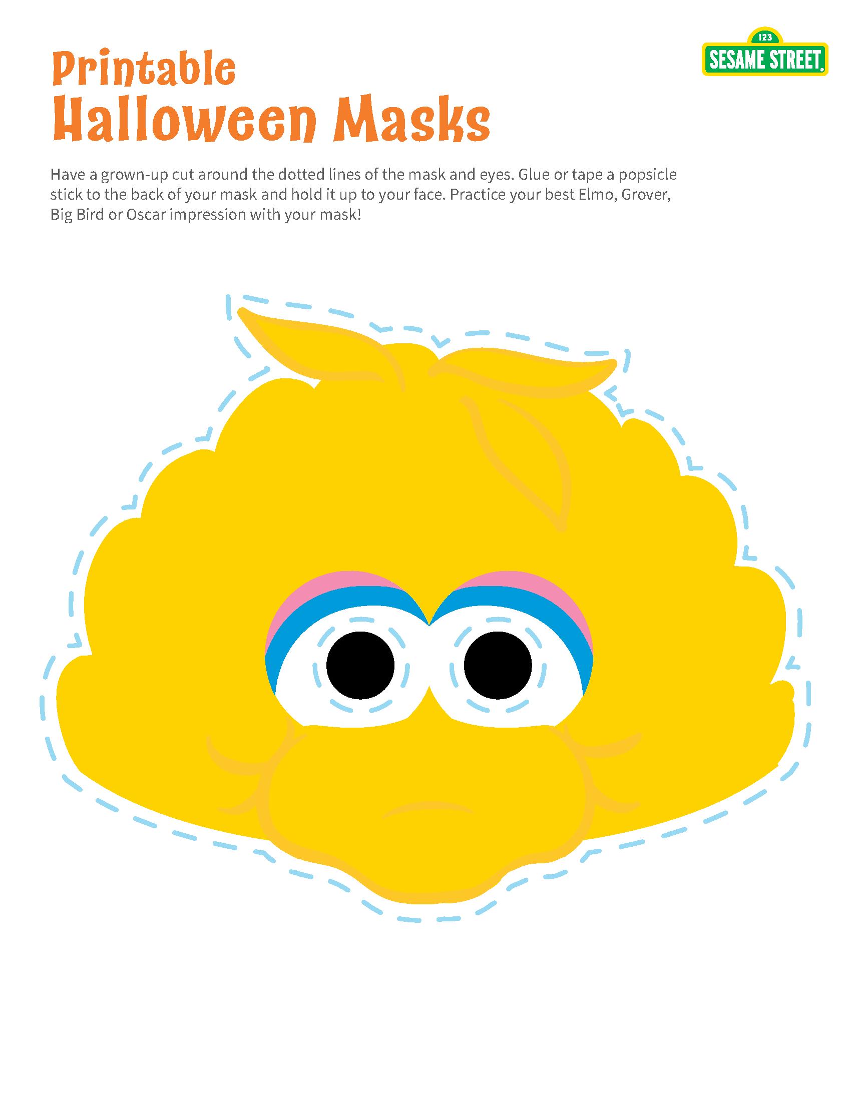 photo regarding Sesame Street Printable Faces named Artwork Sesame Road PBSKids
