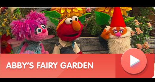 Abby's Fairy Garden