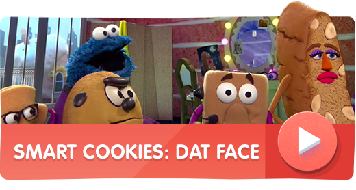 Smart Cookies: Dat Face