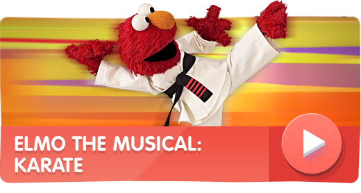 Elmo the Musical: Karate