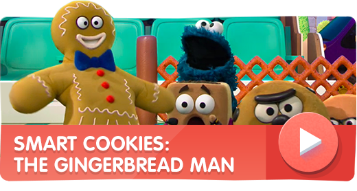Smart Cookies: The Gingerbread Man