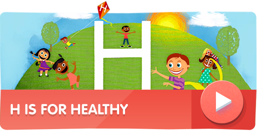 H is for Healthy