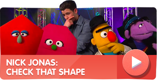 Check that Shape with Nick Jonas