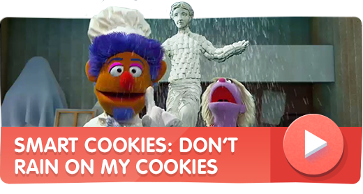 Smart Cookies: Don't Rain on My Cookie