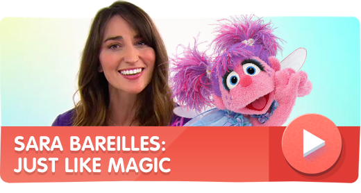 Sara Bareilles: Just Like Magic