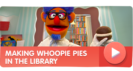Smart Cookies: Making Whoopie Pies in the Library
