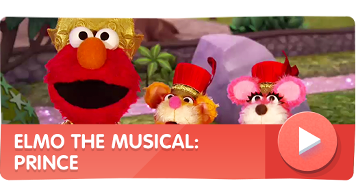 Elmo the Musical: Prince