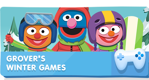 Grover's Winter Games