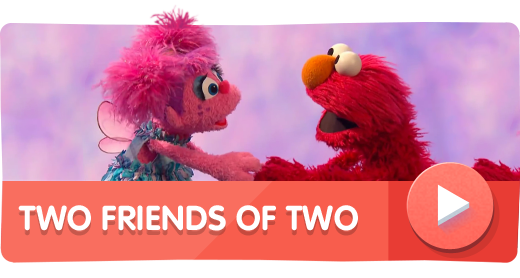 Two Friends of Two