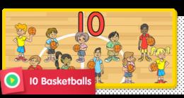 10 Basketball