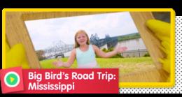 Big Bird Across America: Mississippi