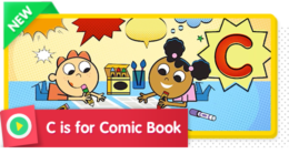 C is for Comics