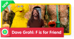 F is for Friend with Dave Grohl