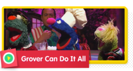 Grover Can Do it All Song